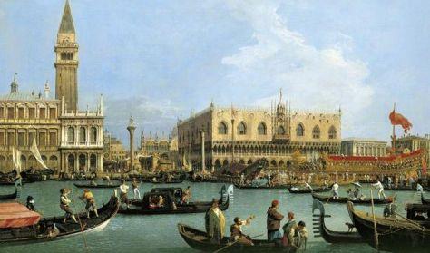 EXHIBITION: Canaletto és Velence művészete