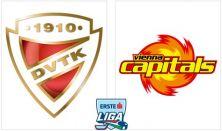 DVTK Jegesmedvék - EV Vienna Capitals