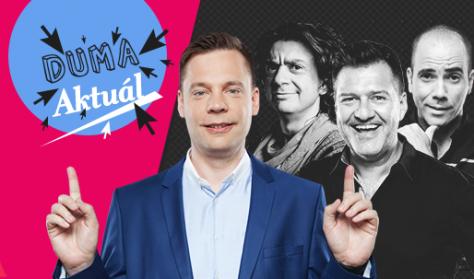 SZILVESZTER - Duma Aktuál: Hadházi László, Kovács András Péter, Litkai Gergely, Lovász László