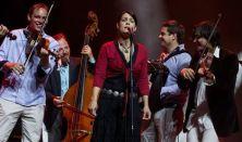 Fonó udvar: Buda Folk Band