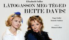 Látogasson meg téged Bette Davis!