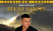 Szerelmem Erdély-Rékasi Károly: Wass Albert- estje.