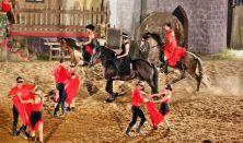 A fekete álarcos lovas