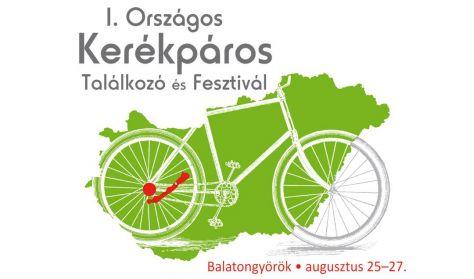 I. Országos Kerékpáros Találkozó és Fesztivál / Pénteki napijegy