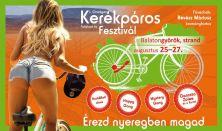 I. Országos Kerékpáros Találkozó és Fesztivál / Szombati napijegy