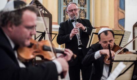 Közösségi hetek - Zsinagógakoncertek/Balatonfüred