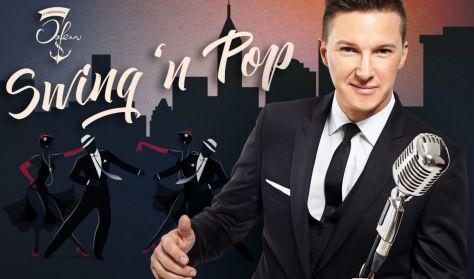 Swing'n Pop – Gájer Bálint koncertje