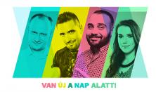 Van új a Nap alatt! - Ács Fruzsina, Fülöp Viktor, Lakatos László, Valtner Miklós