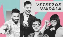 Vétkezők viadala - Litkai Gergely, Elek Péter, Ráskó Eszter, Szabó Balázs Máté