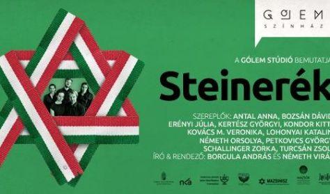 Steinerék 2. rész - A Gólem Stúdió előadása