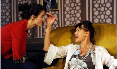 Marianna Salzmann: Anyám mondta (Mamelosn)