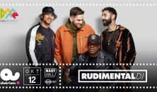 Rudimental DJ set / CAFe 2017