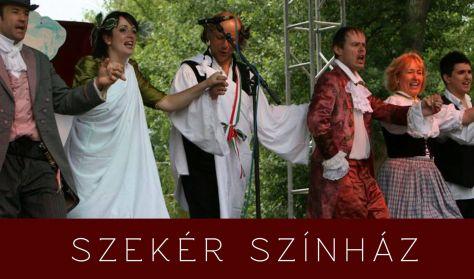 Szekérszínház - Móricz Zsigmond: SZERELEM (jelenetek)