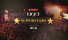 ? SuperStars ? - 10.30 LIGET CLUB BUDAPEST