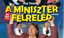Ray Coonay: A miniszter félrelép