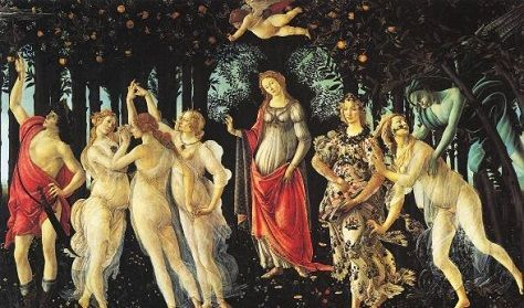 A művészet templomai - Botticelli: Dante pokla - VÁRkert Mozi