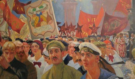 Forradalom: Az orosz avantgarde születése - VÁRkert Mozi