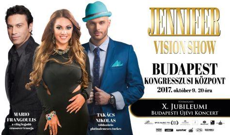 Mága Jennifer - Vision Show