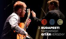 Budapesti Nemzetközi Gitárverseny Döntő