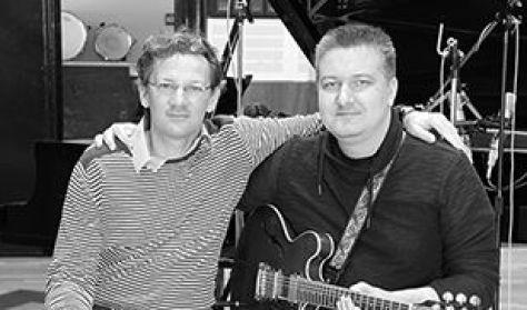 Jazzy Live-Oláh Szabolcs & Cseke Gábor Duó – Lemezbemutató koncert