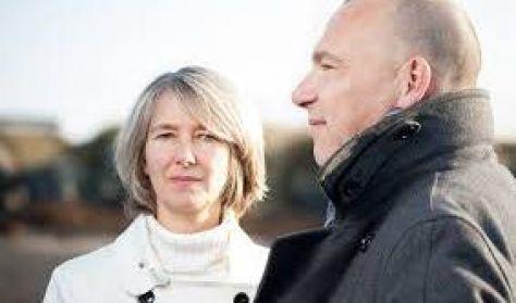 Sunna Gunnlaugs and Maarten Ornstein (IS/NL)