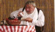 Nyugdíjas Bérlet: Mikó István: A gyomor örömei