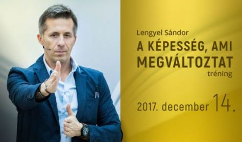 Lengyel Sándor - Hogyan Legyél Milliárdos? Tréning