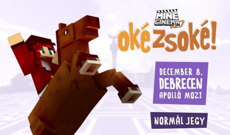 MineCinema Debrecen - Normál