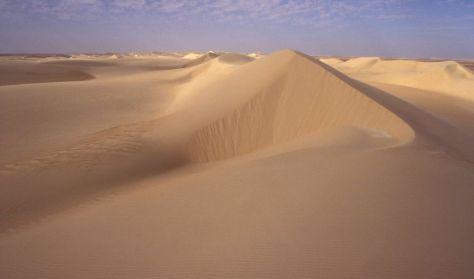 Földrajzi szafari a Líbiai-sivatagban