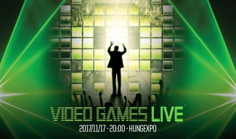 Video Games Live Budapest 2017.