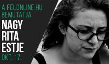 FÉLonline.hu bemutatja: Nagy Rita