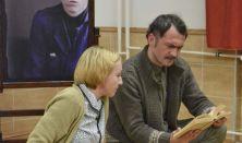 Mesebolt Bábszínház: TAMÁS KÖNYVE-Tantermi Színházi Szemle