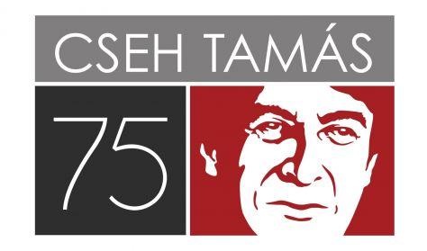 Cseh Tamás 75