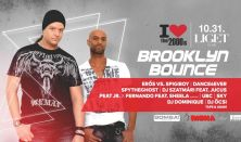 I love 2000's I Brooklyn Bounce I 10.31. Budapest Liget Club