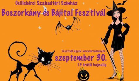 Országos Boszorkány és Bájital fesztivál