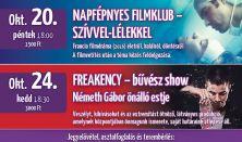 Napfényes Filmklub: Szívvel-lélekkel (fr. filmdráma, 2016)