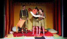 Babaszínház - Pöttyöm pöttyön pöttyös pötty