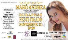 Mahó Andrea: Az élet zenéje