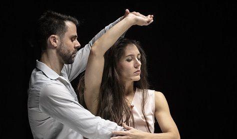 Orfeusz és Eurüdiké - Rendhagyó tárlatvezetés és finisszázs a Borsos kiállításon