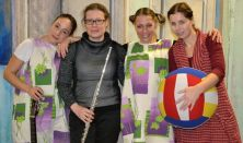 Szmirnov Krisztina: Cipőfűző masniban