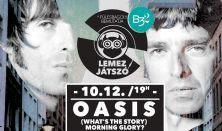 Lemezjátszó - Oasis