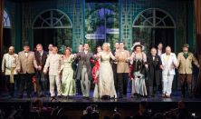 Csárdáskirálynő operett előadás
