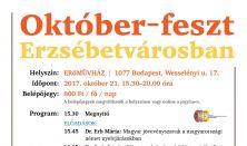 Október-feszt Erzsébetvárosban