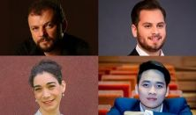 Symphonia Fantasia: Karácsonyi hangverseny a Pesti Vigadóban