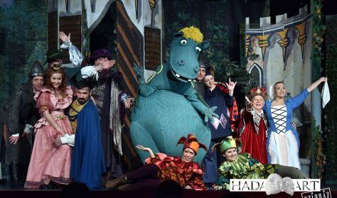 Süsü, a sárkány kalandjai - zenés színpadi előadás