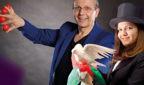 MAGIC DUÓ - Bűvész show