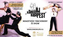 9. Danza Kupa Újpest / Szombati napijegy