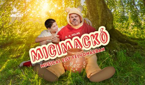 Micimackó (gyermekelőadás) - NYILVÁNOS FŐPRÓBA