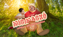 Micimackó (gyermekelőadás) - BEMUTATÓ ELŐADÁS