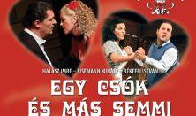 Egy csók és más semmi - operett